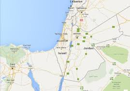 sheva israel map us textbook recalled for publication of maps deemed biased against