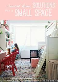 the ultimate small shared bedroom for two growing girls mommy shorts