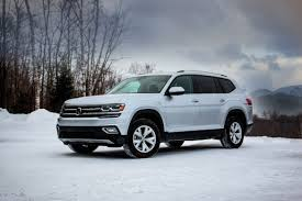 2018 volkswagen atlas interior the three row volkswagen atlas is surprisingly affordable roadshow