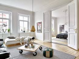 my scandinavian home a beautiful white apartment with notes of