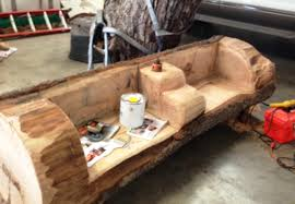 preservation tree services we recycle trees into furniture