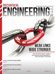 mechanical engineering magazine 2015 simulation science