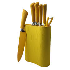 knife blocks 7 piece knife block set sa products