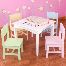 Kidkraft Outdoor Table And Chair Set Nantucket Table U0026 Chair Set White