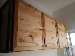 Recycled Kitchen Cabinets Wood Pallet Recycled Kitchen Cabinets Pallet Ideas