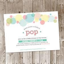ready to pop baby shower diy printable invitation baby boy