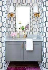bathroom with wallpaper ideas astonishing bathroom wallpaper ideas derekhansen me