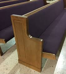 Church Benches Used Used Pews