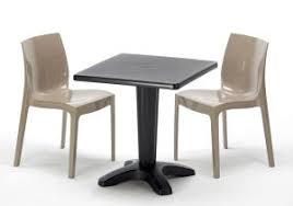 tavoli e sedie usati per bar tavolini bar prezzi amazing pizzeria tavolini neri tavoli da bar