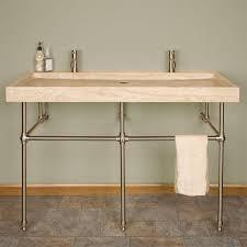 Bathroom Double Sink Vanity by Best 25 Midcentury Bathroom Sinks Ideas Only On Pinterest