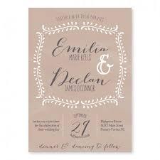 wedding invite sles vine wedding invitations