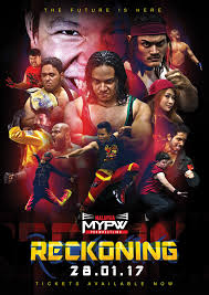yes malaysian wrestling is a thing and you can watch it this