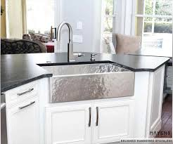 what is an apron front sink hammered stainless steel apron front sink sofa cope