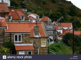 Steep Slope House Plans Houses Built Into The Hillside And On Steep Slopes In Staithes