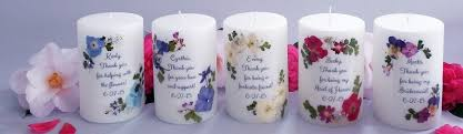 personalized candle chandler s personalized candles handmade