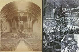 bringing the christmas tree to louisiana lsu libraries news u0026 notes