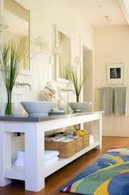 Open Shelf Bathroom Vanities Open Bathroom Vanity Wonder If I Could Make Mine Look Like This