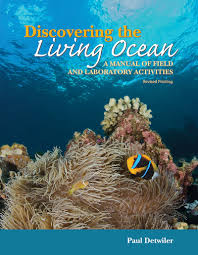 discovering the living ocean a manual of field and laboratory