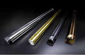 fork tube honda vtr 1000 f 97 00 51410mbb003 41mm diameter 633