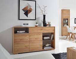 2 Door Oak Sideboard Germania Calvi Sideboard Modern Home Furniture Oak Living Room