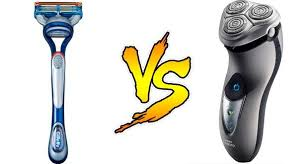 electric shaver is better than a razor for in grown hair electric shaver vs razor which is the best