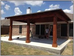Attached Patio Cover Designs Attached Patio Cover Designs Outdoor Goods Patios Home Design