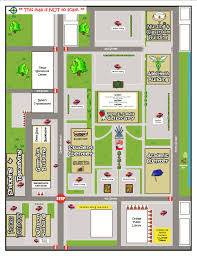 American University Campus Map Lamar State College Orange