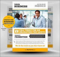 service flyer template free telemontekg me