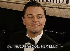 Leo Oscar Meme - leonardo dicaprio s internal monologue at the golden globes memes