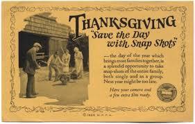 11 fascinating vintage thanksgiving ads oddee