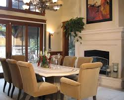 Travertine Dining Room Table Crosswinds Interior Design Photo Gallery Sally Starr