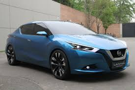new nissan concept nissan debuts lannia concept at auto china 2014