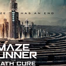 Maze Runner 3 Maze Runner The Cure Poster 2018 1280x1024