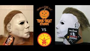trick or treat studios halloween ii michael myers mask the many faces of michael myers october 2015 michael myers rob