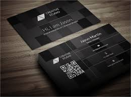18 information technology business cards free psd ai vector
