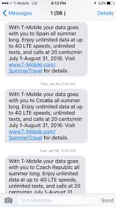Gogo Inflight Texting by Why T Mobile Is The Best Carrier For Traveling