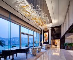 Most Luxurious Home Interiors The Presidential Suite Of The Peninsula Is Likely The Most