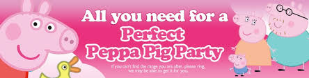 peppa pig party supplies peppa pig party supplies peppa pig birthday theme supplies all