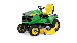 lawn mower tractor x738 signature series john deere ca