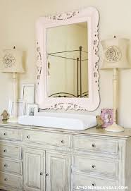 Vintage Baby Changing Table 6 Shabby Chic Nursery Décor Tips And 24 Ideas Shelterness