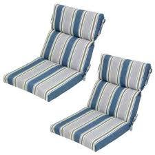 striped outdoor chair cushions outdoor chair cushion black white