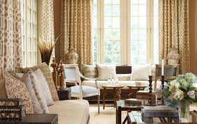 living room curtains green and brown curtains inspiration