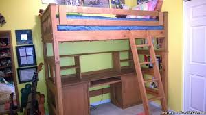 Twin Size Loft Bed From Pier Kids Best Price Pynpricecom - Pier 1 kids bunk bed