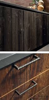 meuble de cuisine en bois cuisine factory la cuisine bois brut mobilier cuisine