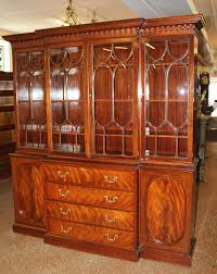 Antique Secretary Desk With Bookcase by Antique Secretary Desks And Breakfronts