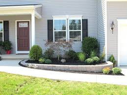 landscaping ideas low maintenance backyard the garden small front