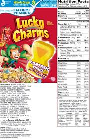 how to read a cereal label thinglink