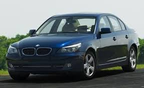 2006 bmw 550i review bmw 535i vs bmw 550i feature features car and driver