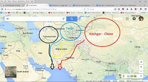 India On World Map by India Iran Deal For Chabahar U2013 New Kingmaker For Indian Ocean