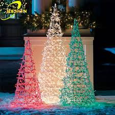 polytree christmas trees lights not working led spiral christmas tree outdoor lighted christmas cone trees buy
